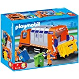 Playmobil - 4418 - Camion Recyclage Ordures
