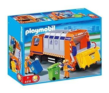 Juegos Camion Y esJuguetes De Playmobil ReciclajeAmazon dCxWroBe