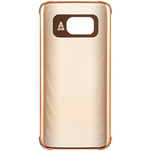 Galaxy S7 Edge Case, AnyMode [Metalizing Hard Case][Orange] - Metalizing + Minimalistic + Slim Fit For Samsung Sales