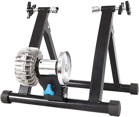 WJH Fluid Trainer Bicicletas Soporte Resistencia Cubierta de ...