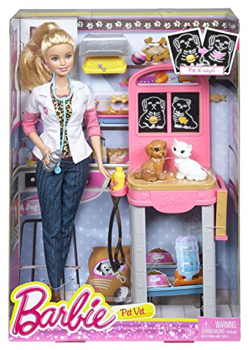 barbie pet vet coloring pages - photo#11