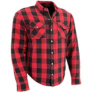 Amazon Com Milwaukee Performance Men S Checkered Flannel