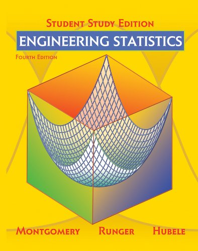 engineering statistics montgomery - 8