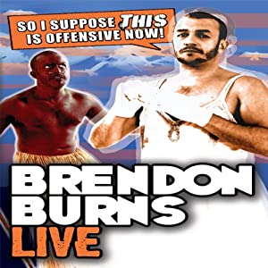 Brendon Burns Live Performance