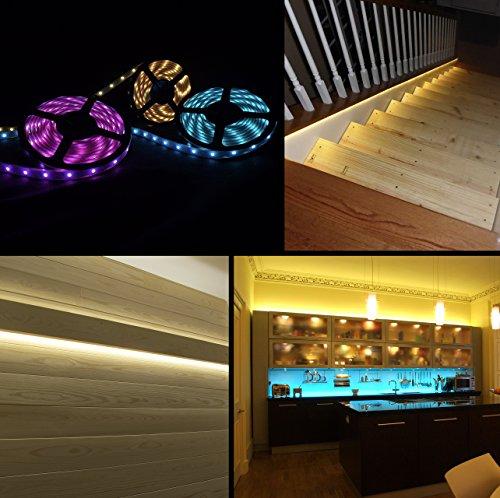 Led Strip Lights Compatible With Alexa Maxonar Wifi Led