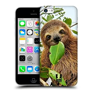 DIY Case Designs Three Toed Sloth Famous Animals Hard Back Case Cover for Apple iPhone 5c by ruishername