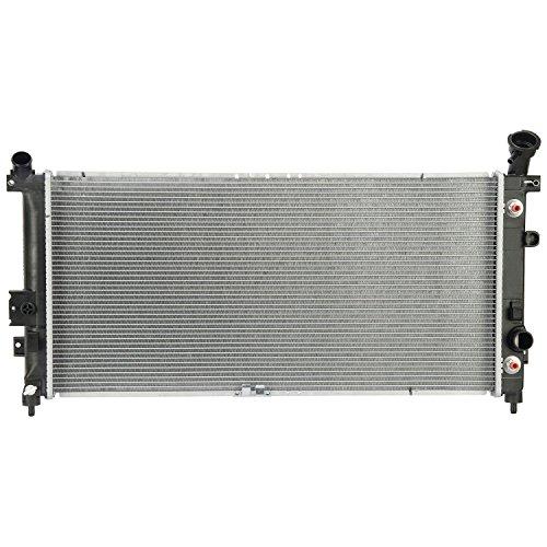 Klimoto Brand New Radiator fits Buick Chevrolet Oldsmobile Pontiac Saturn SUV 3.4L 3.5L V6 10310317 10310318 10312317 10327416 10420263 Q2562 CU2562 SBR2562 RAD2562 DPI2562 (2002 Chevy Venture Radiator)