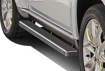 "Polished 6/"" iBoard Side Step Nerf Bar Fit 11-20 Jeep Grand Cherokee"