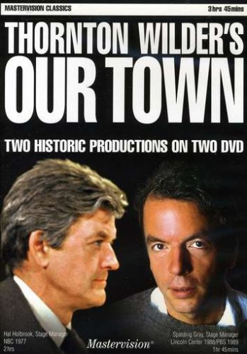 Thornton Wilder's Our Town, Two Historic Productions on Two DVD by PBS