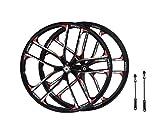 27.5 mountain bike wheelset magnesium alloy