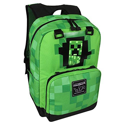 10 Best Minecraft Backpacks For Kids
