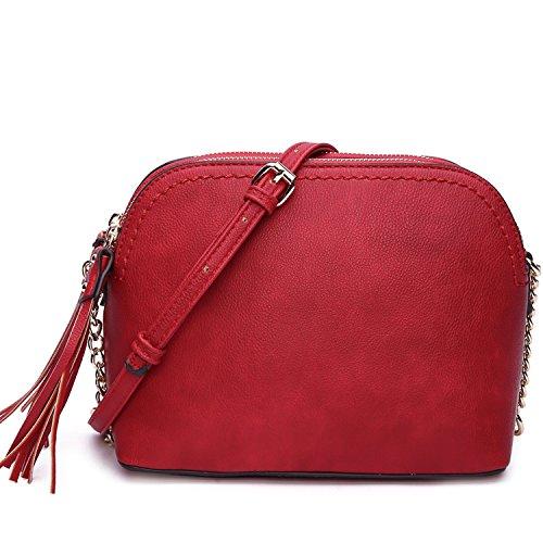 Susan Bag Strategy Red Crossbody Style fYxqRw5yf6