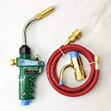 Professional MAPP Gas Torch Brazing Torch of