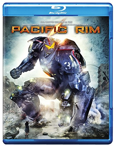 Blu-ray : Pacific Rim (Full Frame, Digital Theater System, Dubbed, , Dolby)