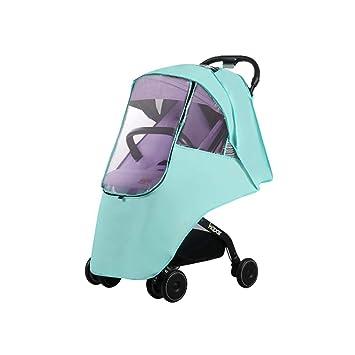ZTXY Cubierta para Lluvia para el Carrito del bebé Poncho ...