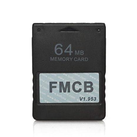 Amazon.com: RGEEK FMCB 1.953 - Tarjeta de memoria 64 MB para ...