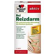 Doppelherz Bei Reizdarm – Medizinprodukt zur unterstützenden Behandlung des Reizdarm-Syndroms mit Symptomen wie…
