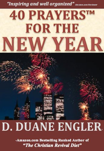 40 Prayers for the New Year (40 Prayers Series) - Kindle edition by ...