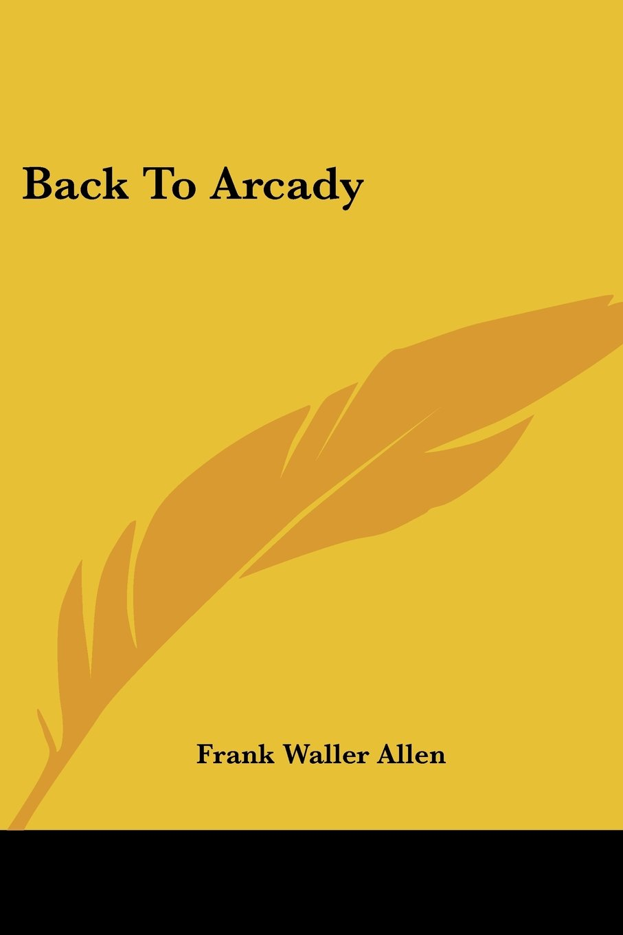 Download Back To Arcady ebook
