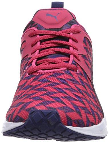 Pink Puma 02 Pink Hallenschuhe Pulse Virtual Damen Wn's Clash XT WRnw64qrRY