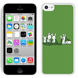 Popular iPhone 5C Cover Case ,Funny Xperia Z Wallpapers HD 54 White iPhone 5C Phone Case Fashion And Unique Design Cover Case