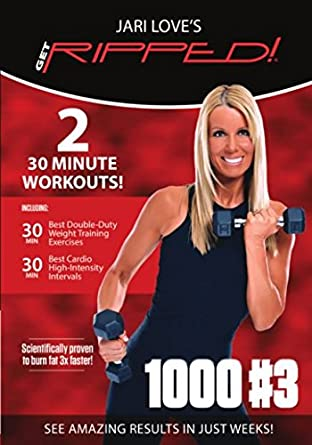 Get RIPPED! 1000 #3 by Jari Love