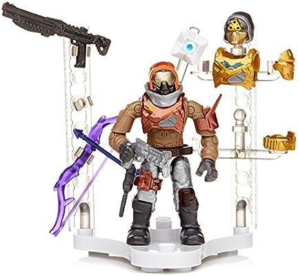New Mattel Mega Bloks Mega Construx Destiny Set of 4 Armory Figures