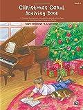 Christmas Carol Activity Book, Bk 1