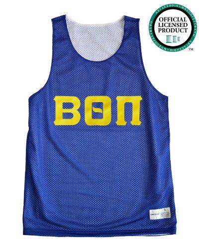 Ann Arbor T-shirt Company Men's BETA THETA PI Mesh Beta Tank Top