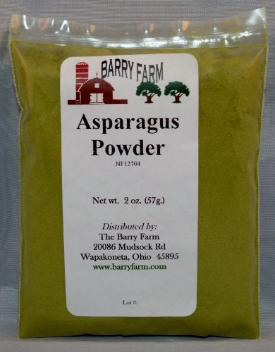 freeze dried asparagus - 7