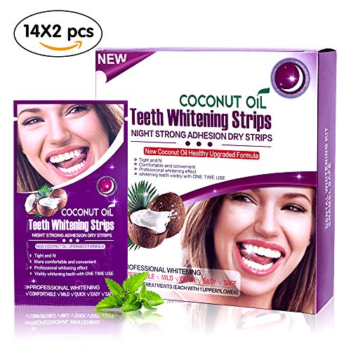 Teeth Whitening Strips Professional, Dental Teeth Whitening Strips Kit 28 PCS
