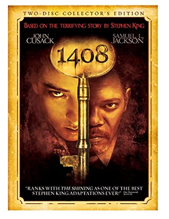 Amazon Com 1408 Two Disc Collector S Edition John Cusack Movies Tv