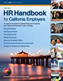2008 HR Handbook for California Employers, Hawthorne, Jessica, 1579972128