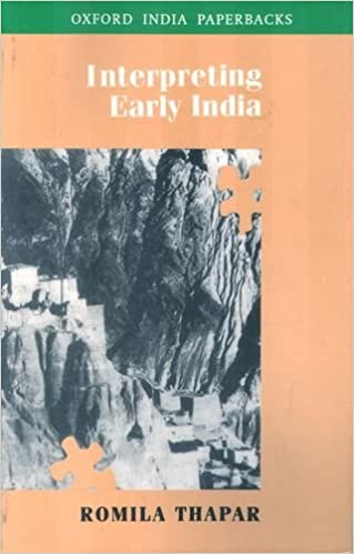 Book Interpreting Early India (Oxford Indias) by Romila Thapar (1999-06-01)