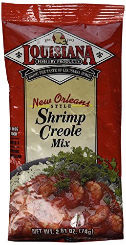 Louisiana Shrimp Creole (Louisiana Mix Shrimp Creole, 2.61 oz)