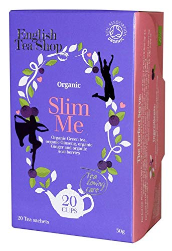 English Tea Shop - Slim Me - 20 Tea Sachets - 30g 43973