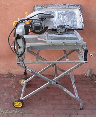 "2.5 Horsepower 10"" Industrial Tile/Brick Saw"