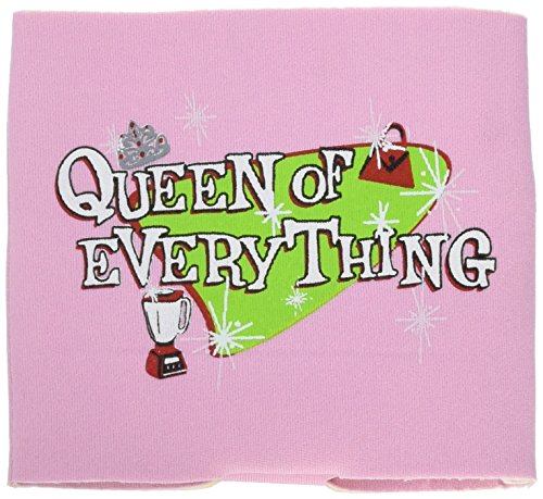 Lillian Rose Queen of Everything Cup Cozy, 4-Inch