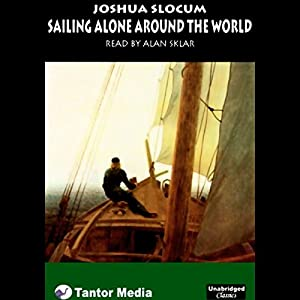 Sailing Alone Around the World Hörbuch
