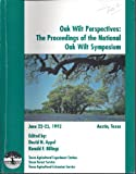 Oak Wilt Perspectives 9780964401501