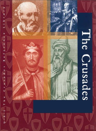 Download The Crusades Reference Library: Primary Sources PDF