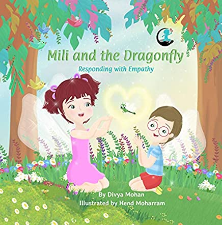 Mili and the Dragonfly