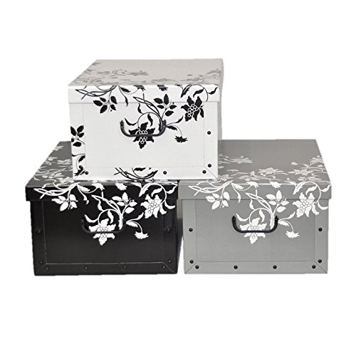 aufbewahrungsbox deckel. Black Bedroom Furniture Sets. Home Design Ideas