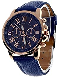 Women Watch,SMTSMT Women's Numerals Quartz Wrist Watch-Dark Blue