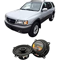 Fits Honda Passport 1998-2002 Front Door Factory Replacement Harmony HA-R5 Speakers New