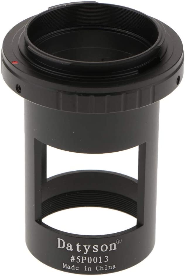 T Ring Camera Lens Adapter for Pentax K+Photography Sleeve Tube M42 Thread