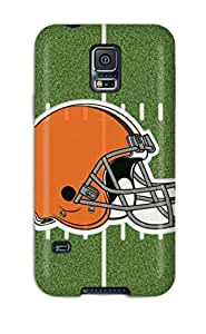 Ryan Knowlton Johnson's Shop Best clevelandrowns NFL Sports & Colleges newest Samsung Galaxy S5 cases