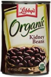 Libby's Organic Dark Red Kidney Beans