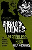 img - for The Further Adventures of Sherlock Holmes: The Peerless Peer book / textbook / text book
