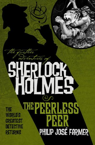 The Further Adventures of Sherlock Holmes: The Peerless Peer (Further Adventures of Sherlock Holmes (Paperback)) (Philip Watson)